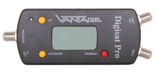 Vantage Digisat Pro, digitaler Sat-Finder