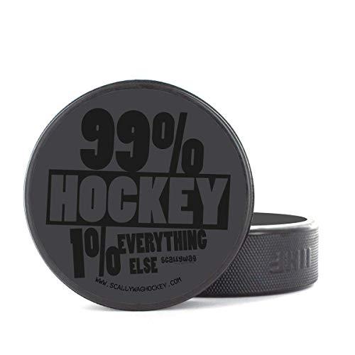 Scallywag® Eishockey Puck 99{fe975d9c9b4222ed38259f2ccf0e0bc82f501b047355de59ea8a1ef537bb6287} Hockey I A BRAYCE® Collaboration (Trainingspuck o. Spielpuck)