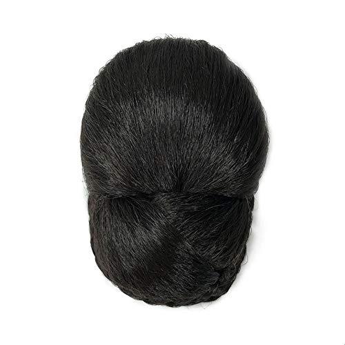 MADONG Han portrait studio modélisation performance pack cheveux perruque costume vêtements chinois costume Han vêtements chinois plat Xiu contrat fait (Color : Black)