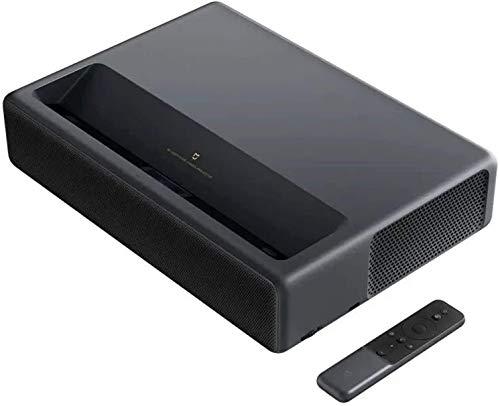 TIANYOU Proyector Cine Proyector 2000 Ansi Lumens Proyector de Tv de 150 Pulgadas para el Entretenimiento en el Hogar Gran capacidad y pantalla grande. / Negro / 41.00 x 29.10 x 4.2