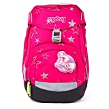 Ergobag BTS 19 Zainetto per bambini 35 Centimeters 20 Rosa (Pink Stars)