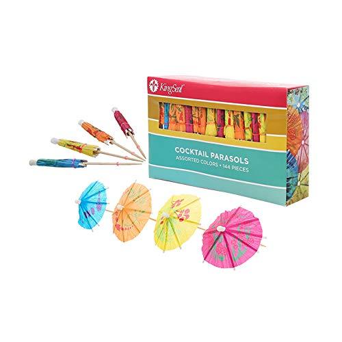 Umbrella Parasol Cocktail Picks