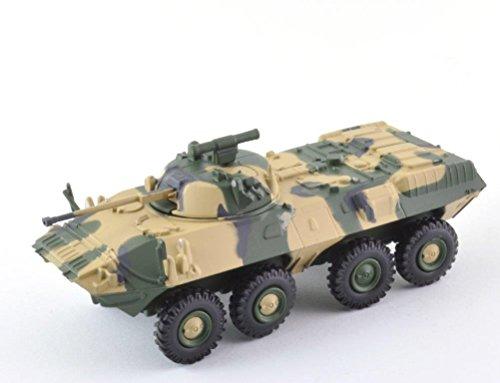 DeAgostini BTR-90 Russischer Militär Panzer Maßstab 1/72 Soviet Army -réf: E81