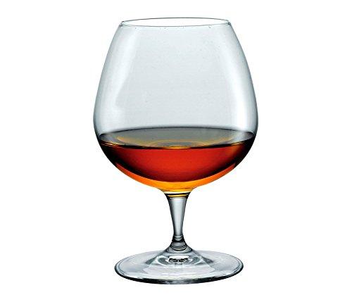 Bormioli 170071-bf9Premium Vaso de coñac, 64cl, Transparente Set de 6