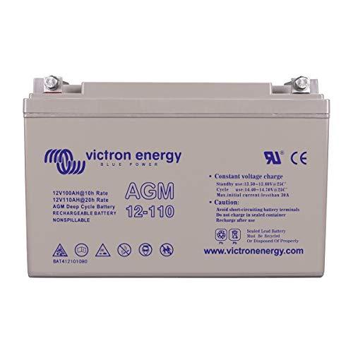Victron Energy AGM-accu, waterdicht, 12 V/110 Ah