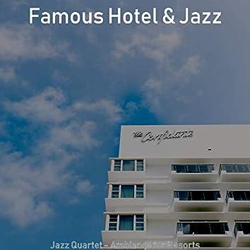 Jazz Quartet - Ambiance for Resorts