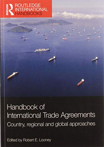 Handbook of International Trade Agreements: Country, regional and global approaches