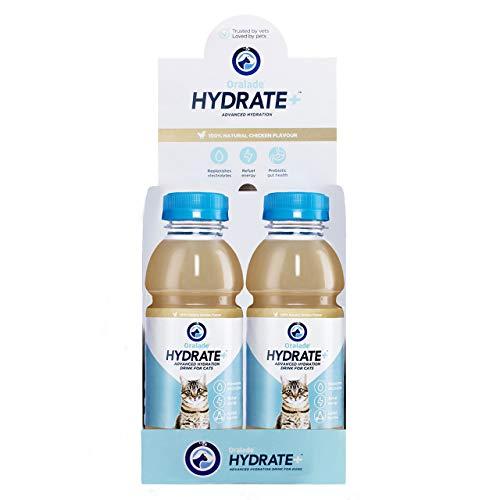 WDT 6x330 ml Oralade Hydrate+ Katze