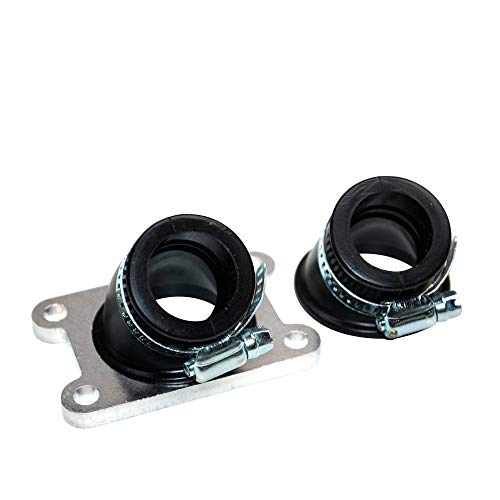 Pipe d admission souple 24mm 30° et 45° Replay moto MBK 50 Xpower Neuf PHBG PHVA