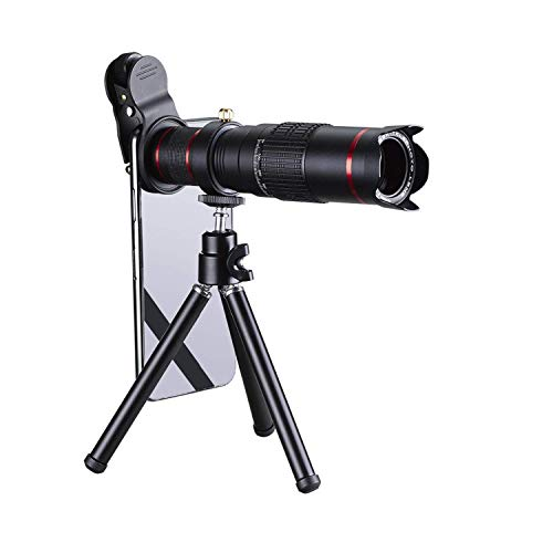 26X 4K HD Universal Zoom Mobile Phone Telescope Lens Telephoto External Smartphone Camera Lens