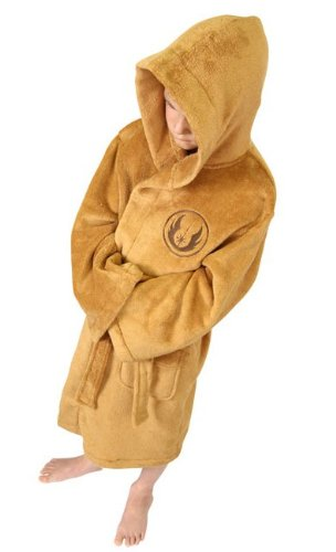 Parties Unwrapped UK Star Wars Jedi Knight Childs Fancy Dress / Bath Robe - Medium