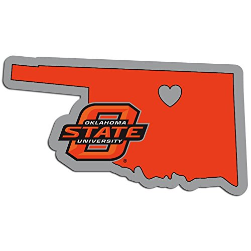 separation shoes eda14 3a5bf Siskiyou NCAA Home State Decal