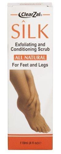 ClearZal SILK Exfoliating and Conditioning Scrub by ClearZal Scrub