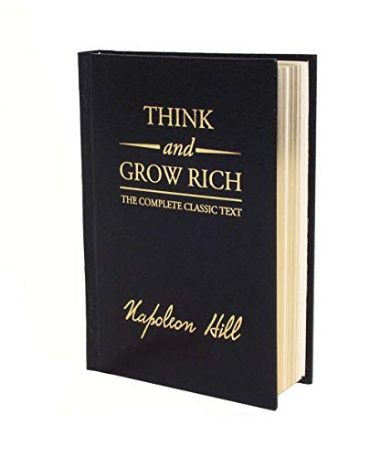 Real Estate Investing Books! - Think and Grow Rich Deluxe Edition: The Complete Classic Text (Think and Grow Rich Series)