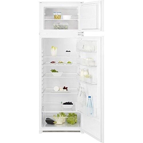 Electrolux EJN2702AOW Libera installazione 274L A++ Bianco frigorifero con congelatore