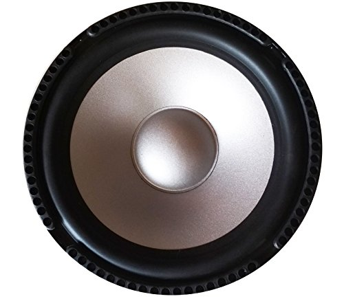 Crispy Deals Hylex 6 inch 280W Full Bass Speakers (Assorted Color)