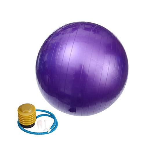 Pelota de Yoga Profesional Bola de Masaje Gimnasio Gimnasio Equilibrio Fitball Ejercicio Pilates para Ejercicios de Gimnasio de Fitness