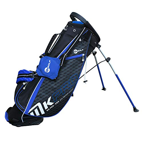 Mkids Golf Mkids Junior Pro stand bag 2018, blue