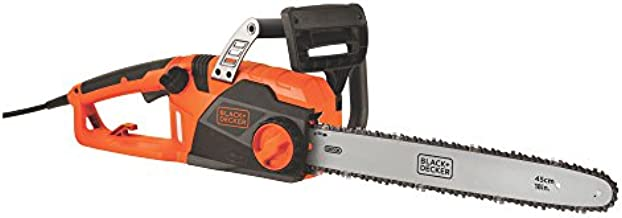 BLACK+DECKER Electric Chainsaw, 18-Inch, 15-Amp (CS1518)