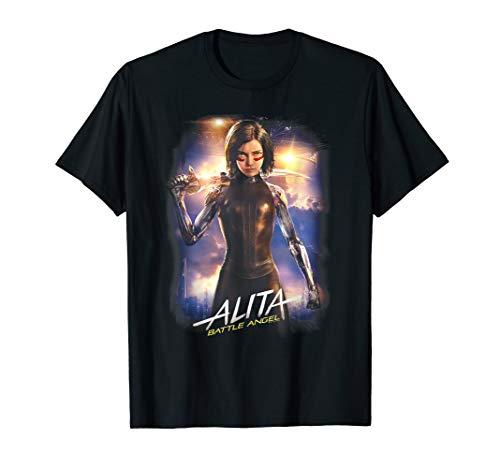 Alita: Battle Angel Poster T-Shirt