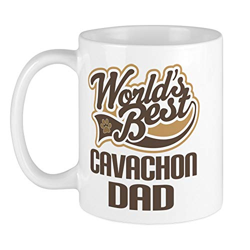 CafePress - Cavachon Dog Dad Mug - Unique Coffee Mug, Coffee Cup, Tea Cup