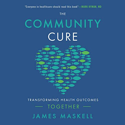 The Community Cure audiobook cover art