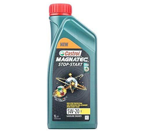 1 Aceite de motor CASTROL 15CC53 Magnatec Stop-Start 5W-20 E adecuado para