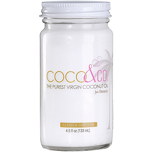 Pure Coconut Oil for Hair & Skin COCO & CO
