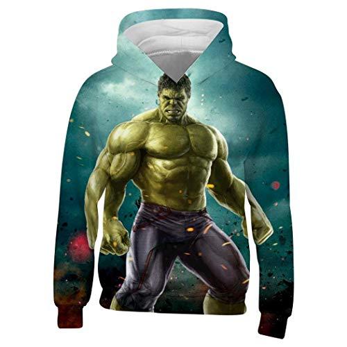Kids/Youth Pullover Hoodie The Ave-NG-eRs End-Game Hu-LK 3D Print Fleece Hoody Sweatshirt White