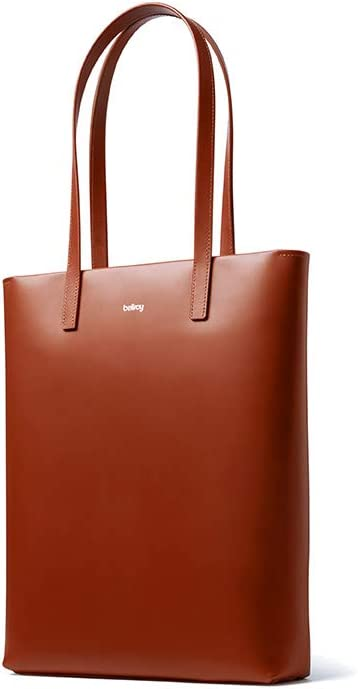 Bellroy Melbourne Tote - Designers Edition (Leather Tote Bag) - Burnt Sienna