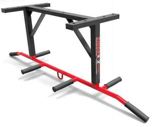 QLS Zider - Barra de dominadas para techo