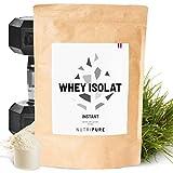 Whey Isolat Native Instant 94% • Sans lactose • 24% BCAA...