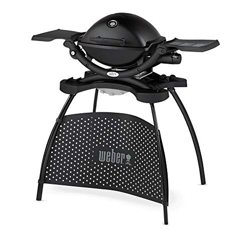 Weber Barbacoa Q 1200 Gas Gril con Stand