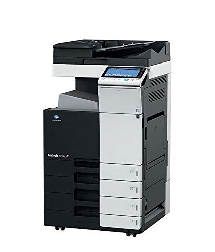 Konica Minolta Bizhub C224e Copier Printer Scanner Network Fax