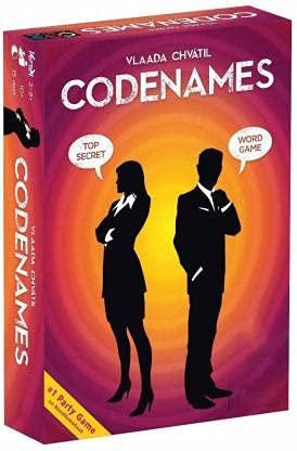 Av toys Codenames Bord Game Card