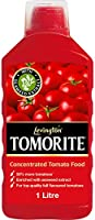 Scotts Miracle-Gro Levington Tomorite Liquid Tomato Fertiliser Bottle, 1 L