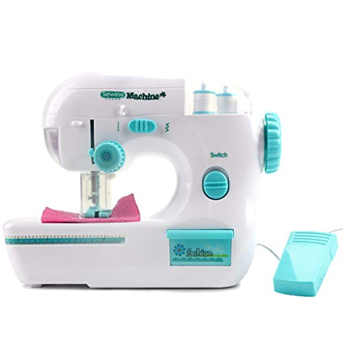 COLNER Desktop Electric Toy Sewing Machine Sewing Machine for a Kid 4-12 Years Old Best Sewing Machine for Perfect for Beginners Best Gift for Family