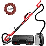 VIVOHOME Foldable 750W Electric Adjustable Variable Speed Drywall Sander Machine with Automatic...