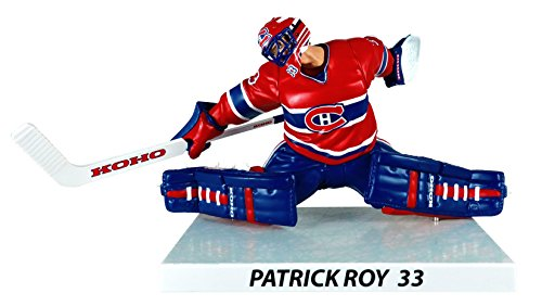 NHL Figures 15,2 cm Patrick Roy 15,2 cm NHL Player Replica-Alumni Edition-Montreal Canadiens, Multicolor, One Size