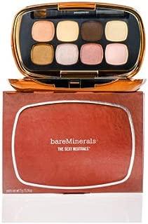bareMinerals Eyeshadow 8.0, The Sexy Neutrals, 0.24 Ounce