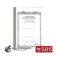 アピカ CDノート特殊罫 英習 セミB5 15段 CF15N / 10セット