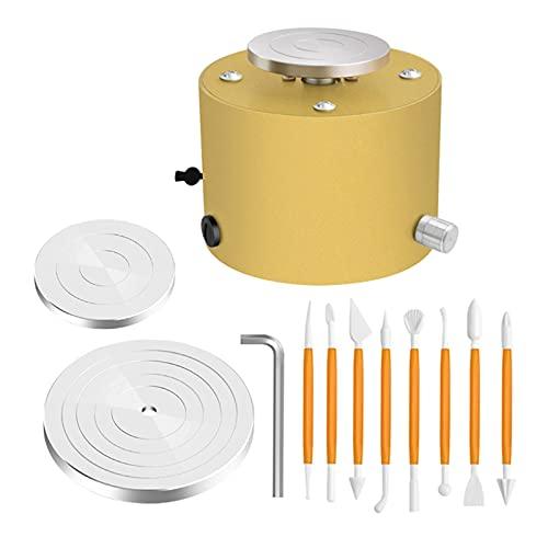Range Cerámica Mini Maquinaria para Producir Máquinas De Cerámica De Arcilla DIY 100-240V Cerámica Máquina De Cerámica Equipo (Colore : YQYXTYJGD04EU)