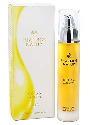 Pharmos Natur - Körper- und Massageöl - Relax and Move - 50 ml
