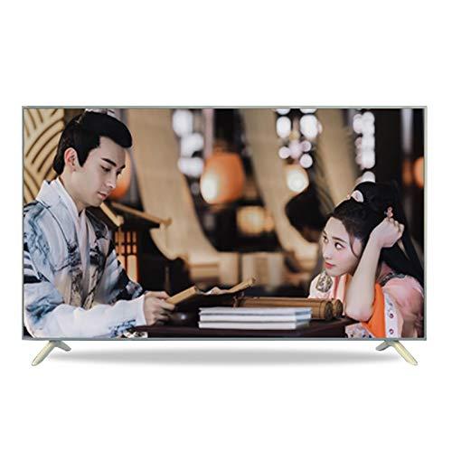 LYYAN Smart TV,de 32/42/55/60 Pulgadas HD TV de Alta definición 720P 60 Hz TV ecológica Oficina y Sala de Estar TV con Internet de Pantalla Plana (versión para TV, versión en línea)