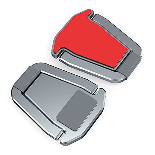 KIHL 2 uds. Base de Soporte para portátil portátil de Metal Plegable Antideslizante Soporte de Escritorio para portátil Mini Soporte de disipación de Calor para Oficina en casa