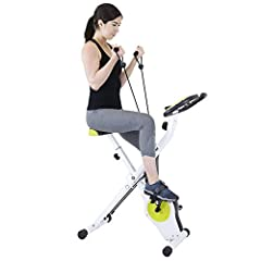 """STURDY & ADJUSTABLE - The universal heavy-duty steel frame can be adjusted to work comfortably for most people (max weight 220 lbs) COMFORTABLE SEATING - Large ergonomic seat cushion to provide max comfort. The vertically adjustable seat (approx. 28""""..."""
