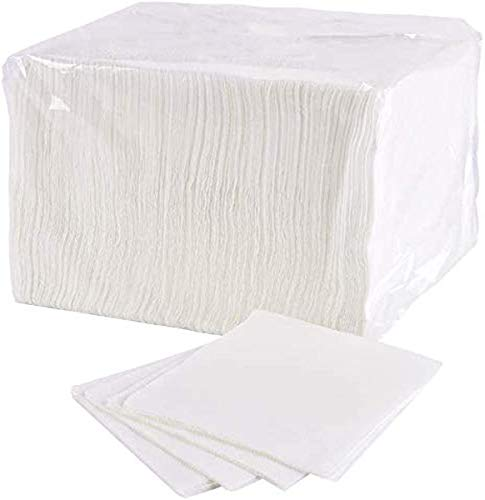Perfect Stix - Perfect Stix Lunch Napkin 500 Lunch Napkin 1 Ply Pack of 500, White