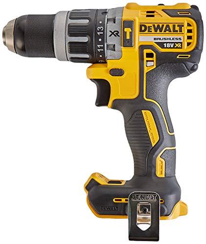 DeWalt DCD 796 N 18 V Akku Schlagbohrschrauber Brushless 70 Nm Solo - ohne Koffer, Akkus und Ladegerät