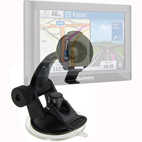 ChargerCity Kfz Boot Dash Akzentuierter Saugnapf Mount für Garmin Nuvi 5555LMT 5656LMT 5757lmt 5858lmt 666767lmt 6868lmt 25972598drivesmart Drive 50516061LM LMT GPS