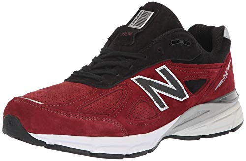 New Balance Mens M990 990v4 red Size: 7.5 UK